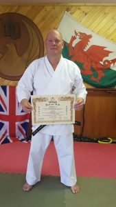 Kubotan Karate - 4th Dan - Sunday 24th June 2018