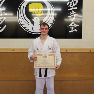 Ioan Evans Kubotan Karate