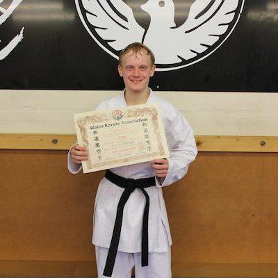 Kubotan Karate Kai Andrew Collins