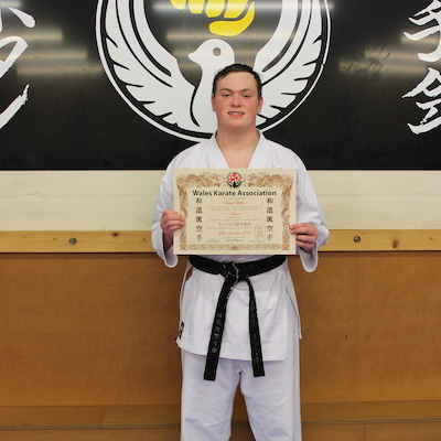 Robert Potter Kubotan Karate Kai