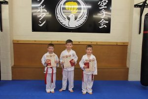 Red Belts, Jac Elis Coffey,Jack McKinnon,Griff Jones